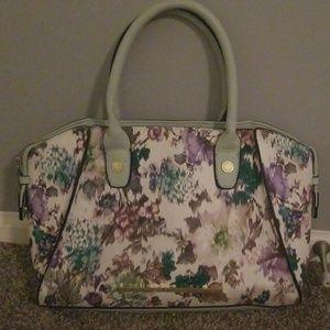 STEVE MADDEN....floral print purse